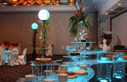 Coffee Bar Party Buffet